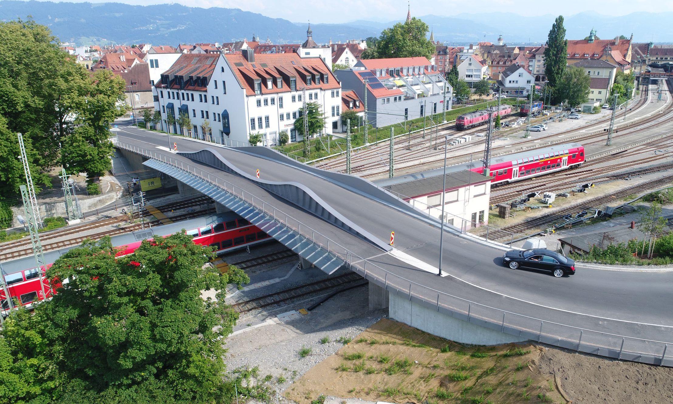 Thierschbrücke in Lindau